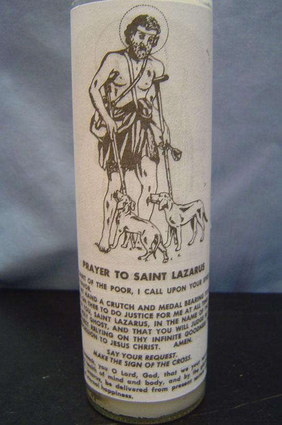 Oggi San Lazzaro (si, quello del Vangelo) dans immagini sacre
